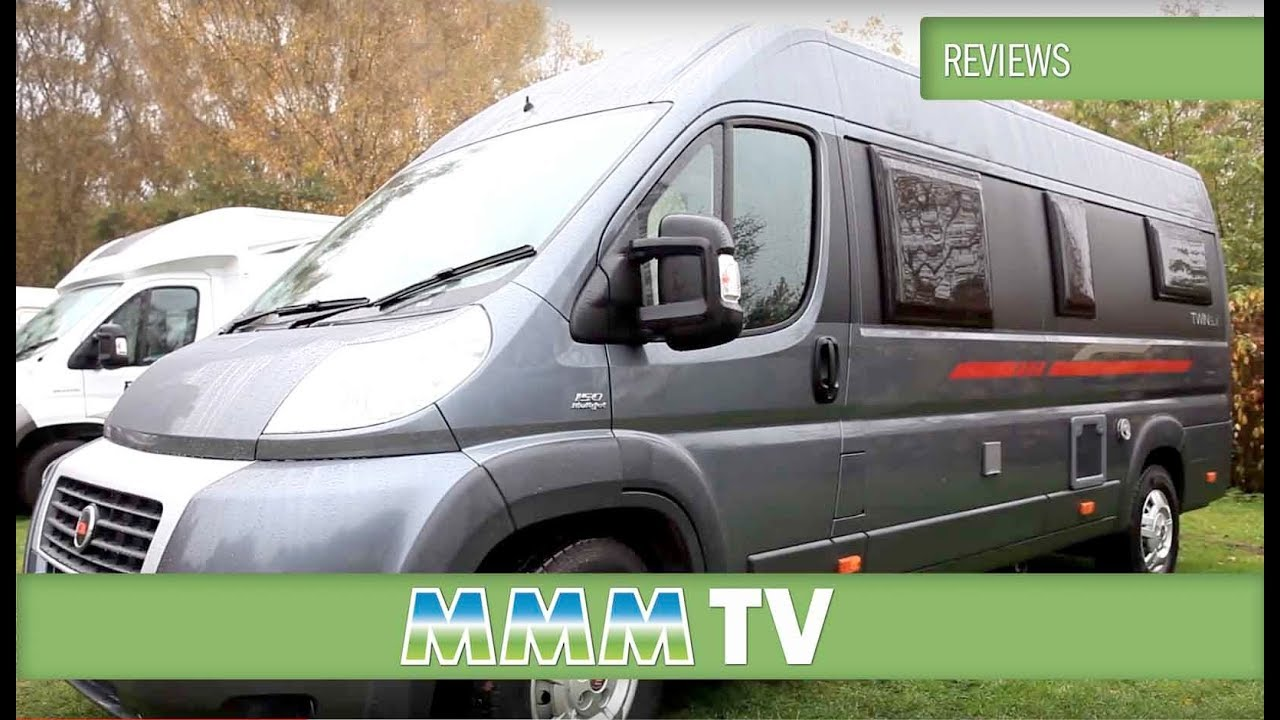 MMM TV Motorhome Review Adria Twin SLX The High Top Van Conversion Of Year 2013
