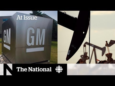 General Motors, Alberta's oilpatch and the state of Canada's economy   At Issue