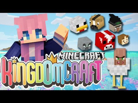 Insane Challenge to Collect EVERY Mob Head | Ep. 9 | KingdomCraft Factions