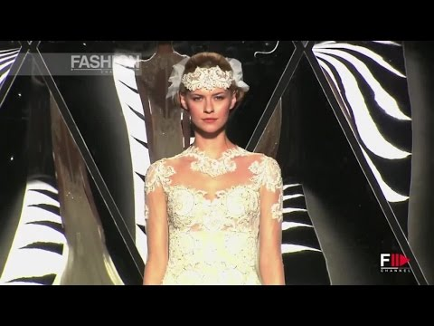 DAGHER MIREILLE Haute Couture Autumn Winter 2013 2014 Rome by Fashion Channel