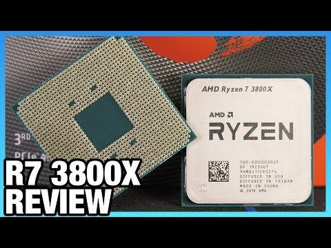 AMD Ryzen 7 3800X vs. 3700X Review: Don't Waste the Money