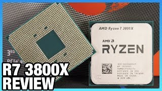AMD Ryzen 7 3800X vs. 3700X Review: Don't Waste the Money