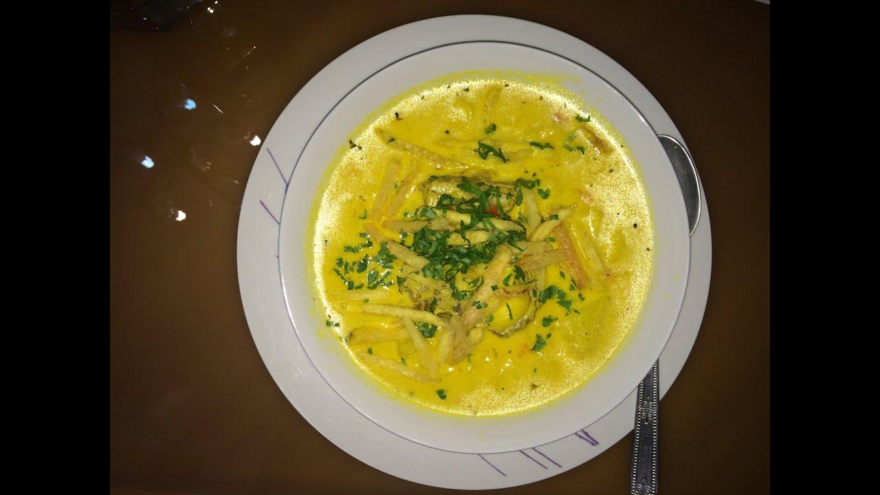 Sopa De Mani Bolivia
