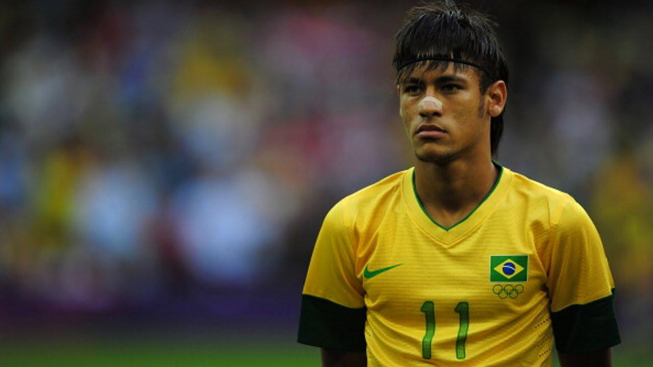 Neymar vs Egypt 1080i (London 2012 Olympic Games) By ...