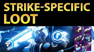 Destiny Taken King: Strike-Specific Loot (Random Perks)