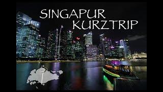 3 Tage in Singapur - DAS SOLLTET IHR NICHT VERPASSEN l VLOG