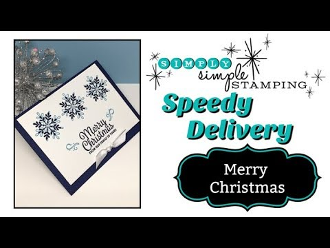 Merry Christmas: SPEEDY DELIVERY by Connie Stewart