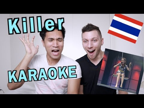 THAILAND KILLER KARAOKE | REACTION
