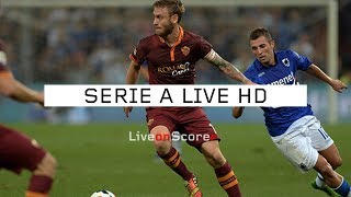 AS Roma vs Sampdoria - Serie Tim A 2018/2019