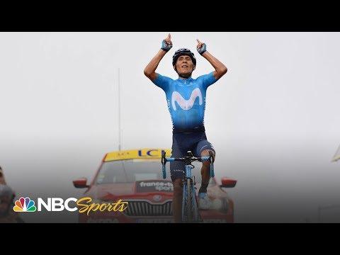 Tour de France 2018: Stage 17 Recap I NBC Sports