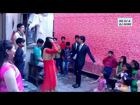 जीजा और साली का धासू डांस  Haryanvi Jija Sali Dance720p