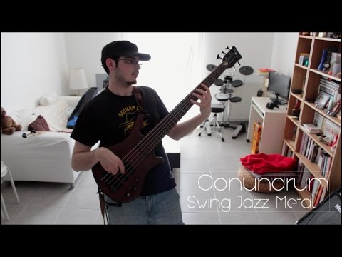 Conundrum (Swing Jazz Metal Song)