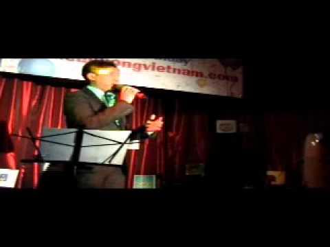 SINH NHAT CLVN 8 TUỔI 2012 - Mở đầu chương trình - MC Thanh Tùng