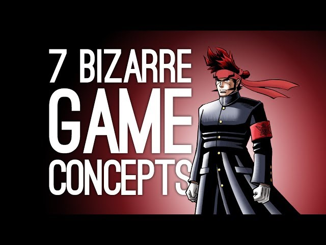 7 Most Bizarre Game Concepts (That Turned Out Inexplicably Awesome)