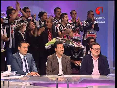 Rached Krid Al Ahad Erriadhi   Tunisia tv 01-12-2013