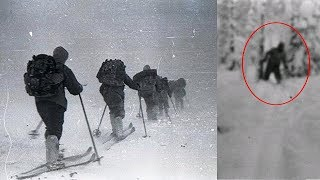 O MISTERIOSO INCIDENTE DE DYATLOV PASS