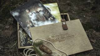 Упаковка свадебных фото фотографа Сергея Гавароса
