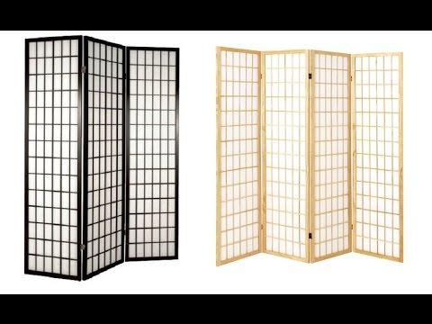 Ideas for Folding Room Dividers