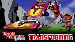 TRANSFORMERS: THE BASICS on TRANSFORMING