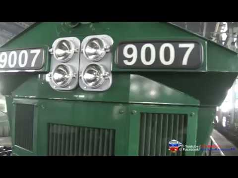 Pakistan Railways New Evolution Series 4500 Hp Locomotive At First Close Look