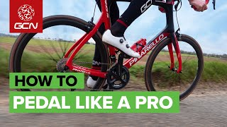 How To Make Your Pedalling Technique Smoother Than Ever | GCN's Pro Cycling Tips