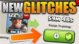 Clash of Clans Donate any troop for free PATCHED NOVEMBER 2017 NEW CLASH OF CLANS GLITCH