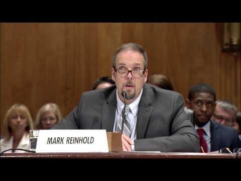 Heitkamp Helps Lead Senate Hearing on Helping Millennials Florish in Federal Workforce