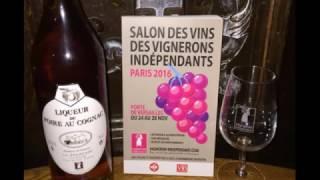 ОКНО В ЕВРОПУ. Видео ALAMBIC-VITALIY. Парижский салон вин независимых домашних виноделов 2016
