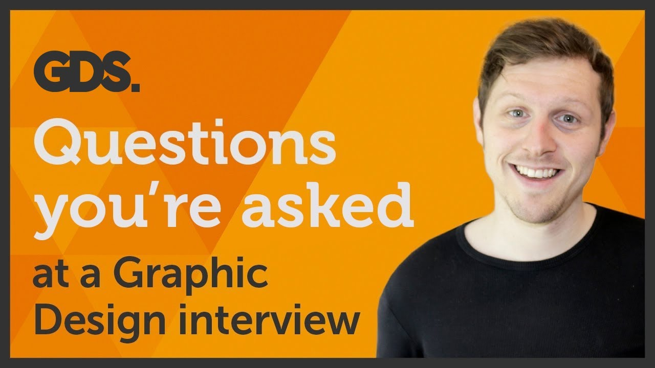 Questions you're asked at a Graphic Design interview? Ep40/45 [Beginners guide to Graphic Design]