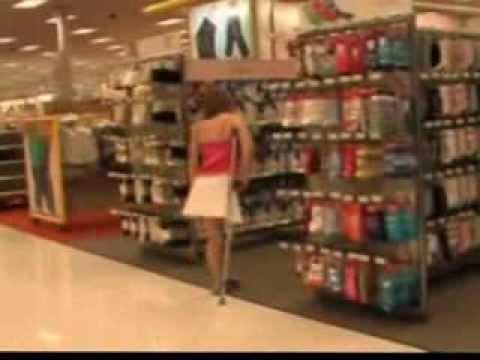 Amputee Woman RAK Heather Lewis Stocking 2