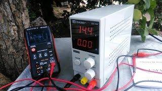 Лабораторный блок питания K3010D, буду использовать как зарядник