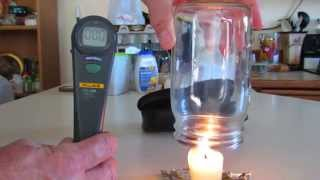 Carbon Monoxide Poisoning From Candles