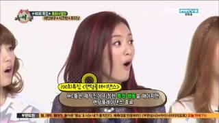 Weekly Idol with 4minute, Secret and Rainbow.