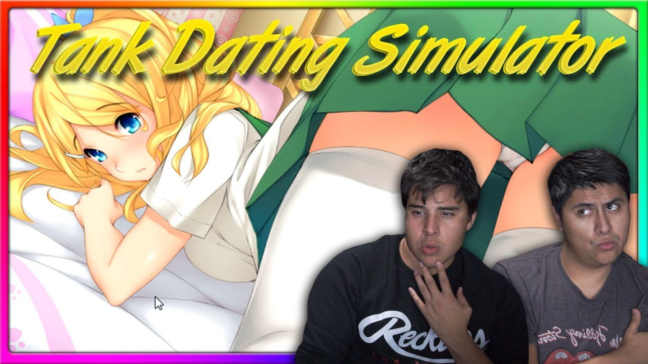 dating game simulator reaction time video game