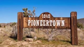 Out In Pioneertown - The Sons of the Pioneers