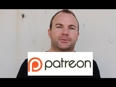 Become a Patron of Darren Rose Music Network w/ Patreon