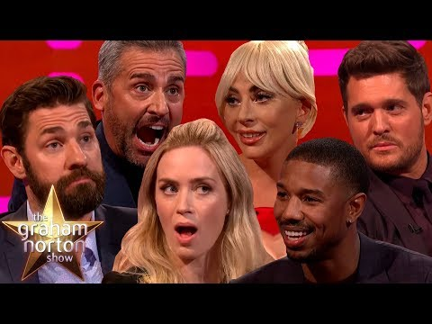 BEST OF 2018 on The Graham Norton Show  PART 1