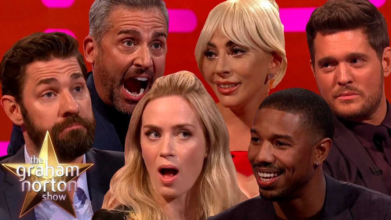 The Best Moments from 'The Graham Norton Show' in 2018