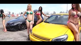 Arab remix song - Hot and new cars show