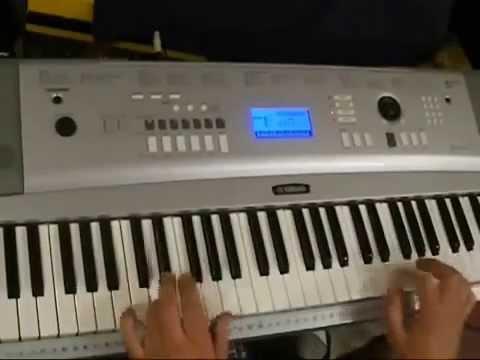 Capella - U Got 2 Let The Music (YAMAHA DGX-220)