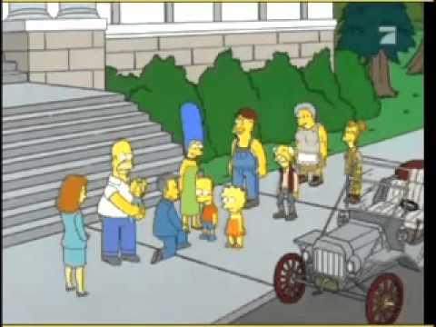 El Status Quo - Los Simpson