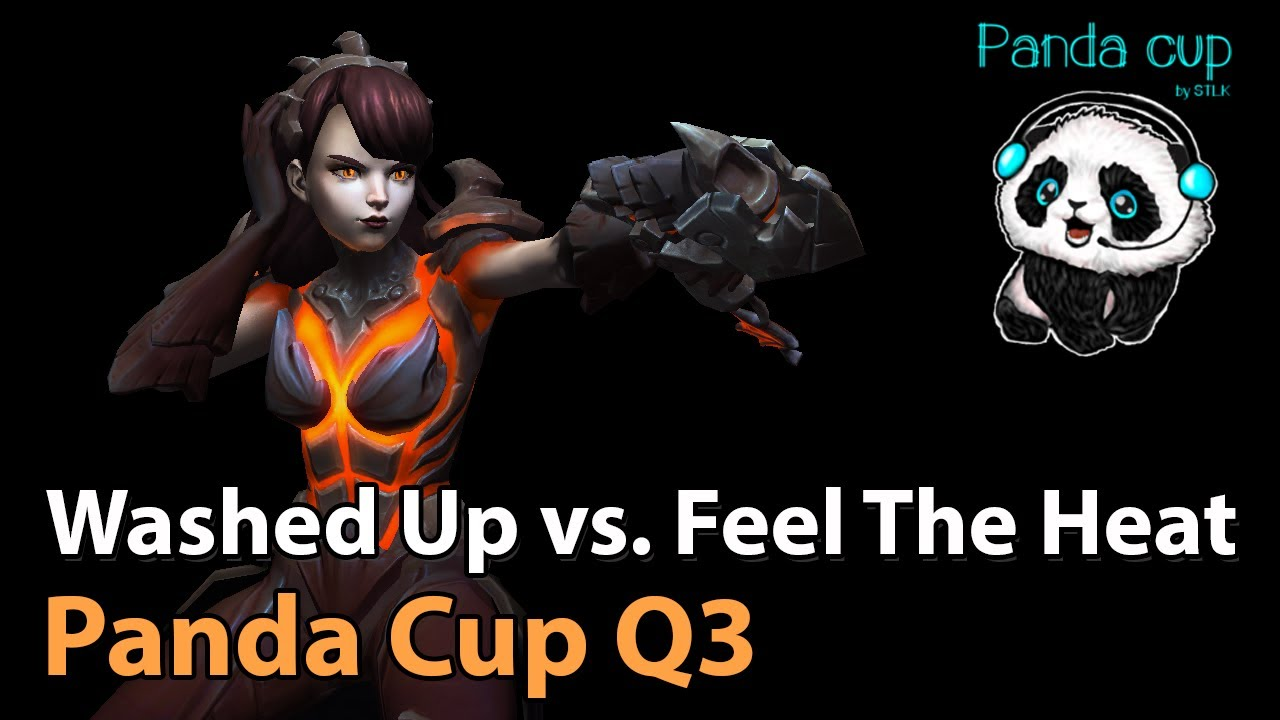 ► Feel The Heat vs. Washed Up - Grand Final - Panda Cup Q3 -  Heroes of the Storm Esports
