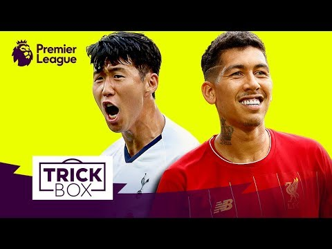 BEST Premier League Skills | Son, Firmino, Pepe | Trickbox MW5