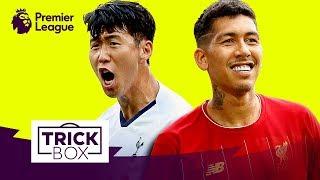 BEST Premier League Skills | Son, Firmino, Pepe | Trickbox MW5