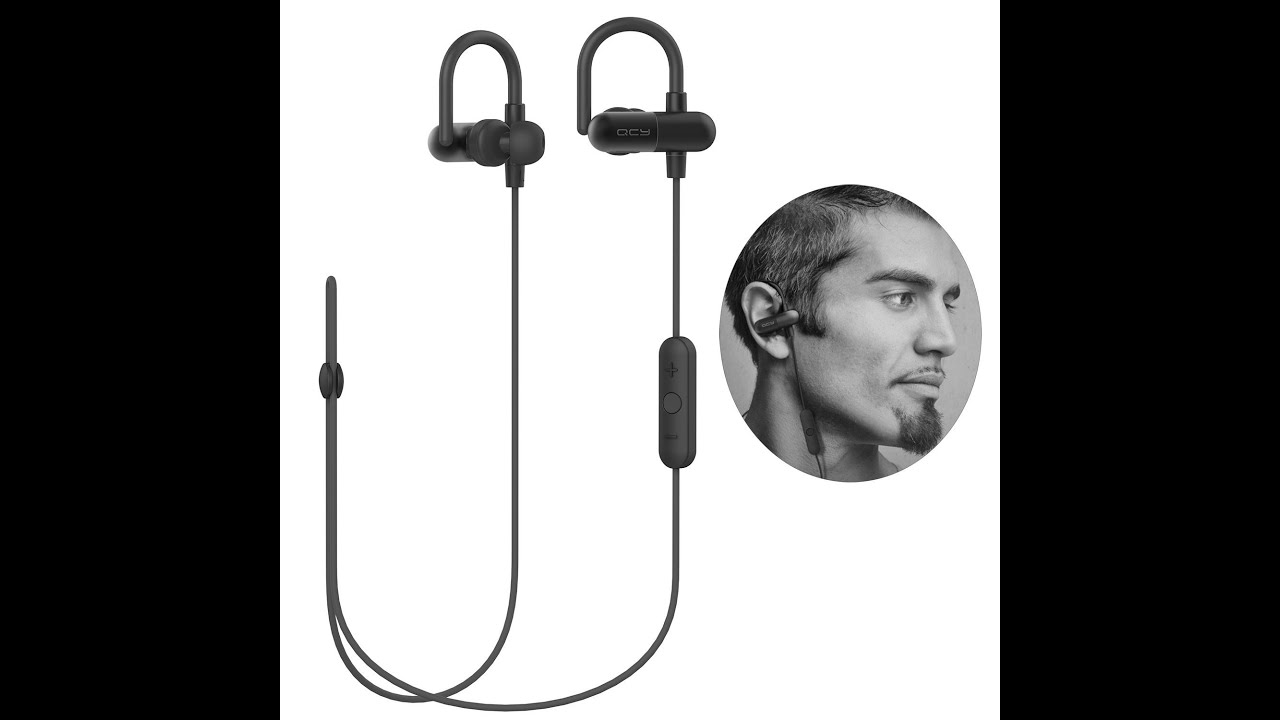 qcy qy11 bluetooth headphones review youtube. Black Bedroom Furniture Sets. Home Design Ideas