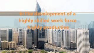 Abu Dhabi Economic vision 2030