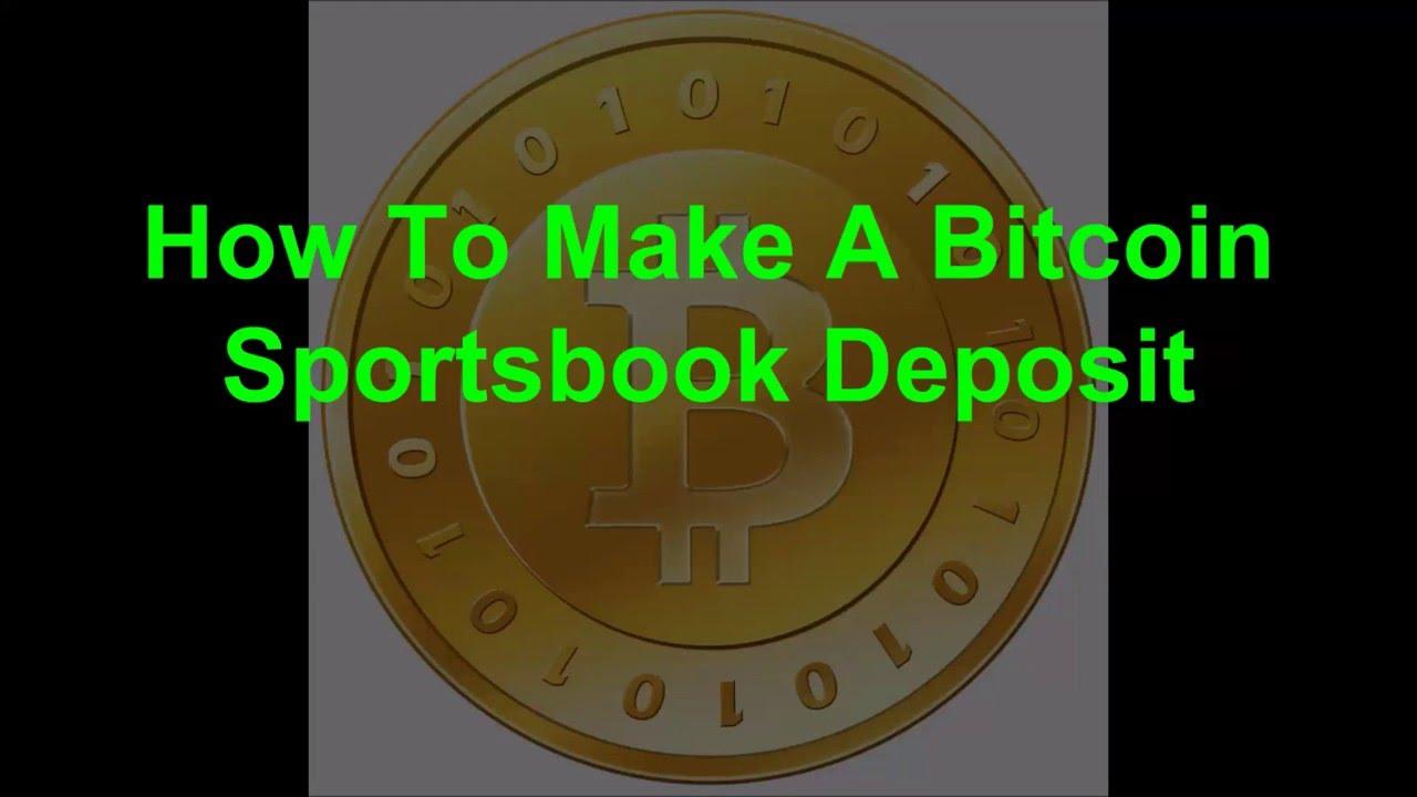 bitcoin sportsbook deposits