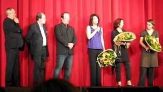 """Iris Berben - """"Es kommt der Tag"""" - NRW-Premiere in Essen, 28.09.2009"""