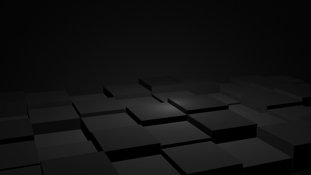 WM Cubes Background - Free animated video background for video editors and FCPX