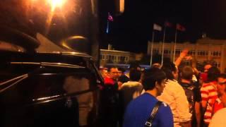 Фенербахче vs Спартак .Мясо не пускают на матч